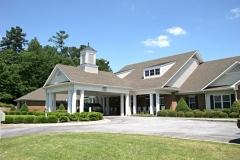 Wesleyan Main Cottage