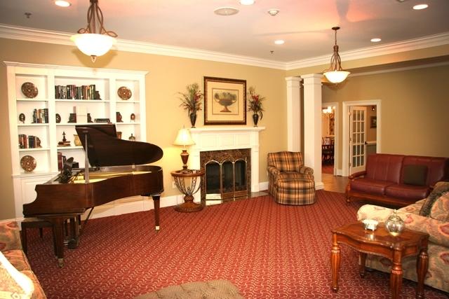 Main Cottage Living Room
