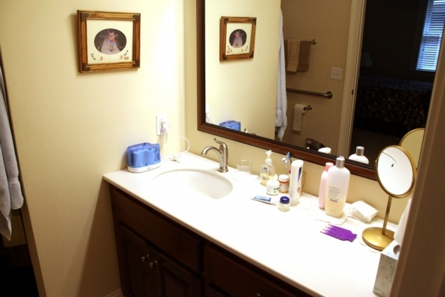 Assisted Living Bathroom