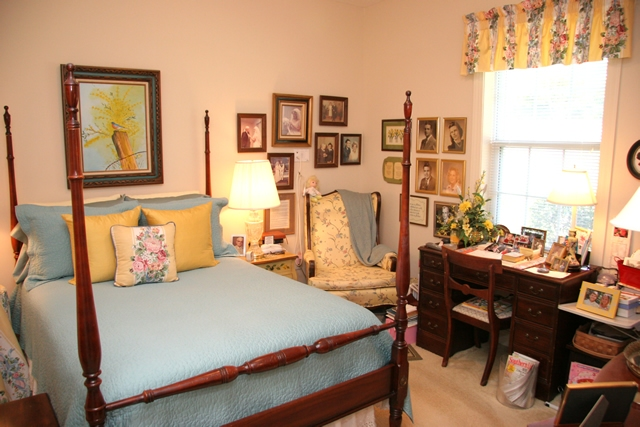 Assisted Living Private Bedroom
