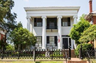 Cannon Ball House - Macon, Georgia